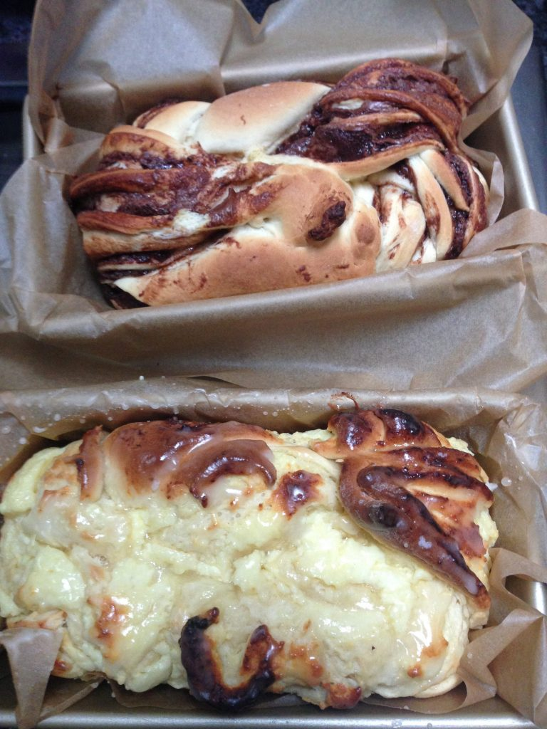 Babka Dough - Ola's Bakery