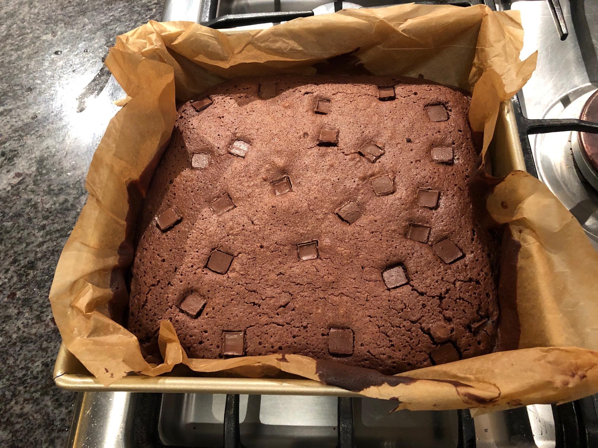 cool off brownie