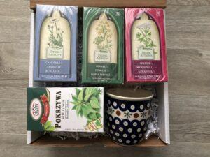 Polish Herbal Teas Gift Set