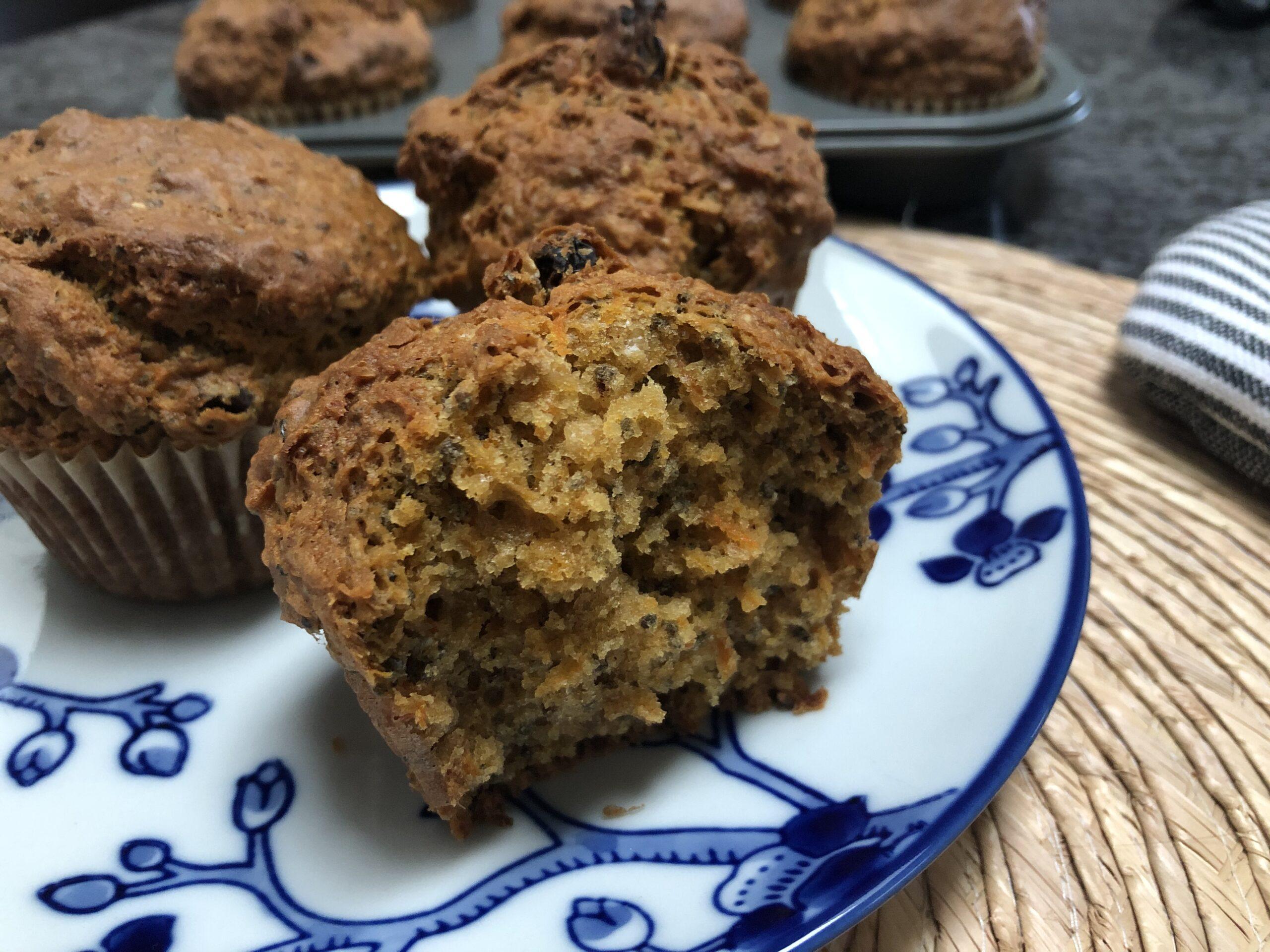 Super Fiber Muffins