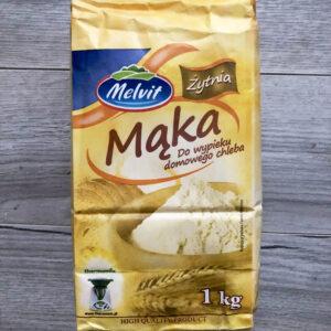 Rye Flour Type 720 Melvit